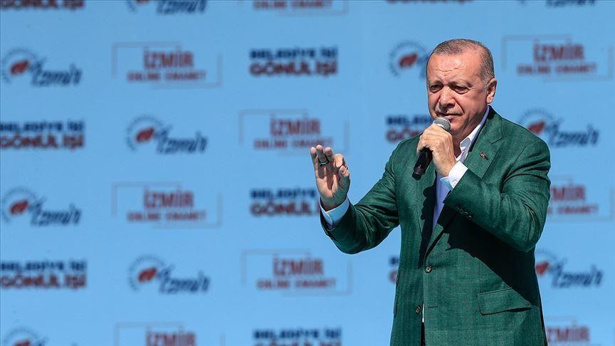 أردوغان 1 - أردوغان: العالم لا يستطيع أن يسمي سفاح نيوزيلندا بـ«الإرهابي المسيحي»