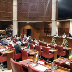 الهاشم تدعو البرلمانيات المسلمات لإقرار تشريعات تساهم في حماية المرأة