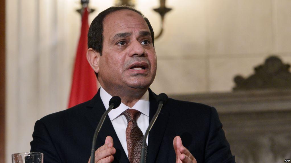 الرئيس المصري عبدالفتاح السيسي 1 - السيسي يدعو لتضافر الجهود الدولية للمواجهة الحاسمة للإرهاب والتطرف الفكري