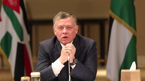 العاهل الأردني عبدالله الثاني - العاهل الأردني يزور مصلحة حكومية مُتخفيًا