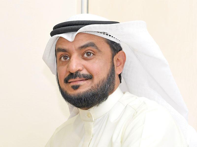 محمد هادي الحويلة - «الحويلة» يسأل «بوشهري» عن الوصلة المؤدية إلى جنوب الصباحية من طريق الفحيحيل