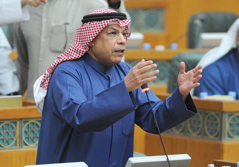 الداخلية في مجلس الامة - الشيخ خالد الجراح من مجلس الأمة :  تجديد إقامات العمالة المنزلية إلكترونيا الأسبوع المقبل