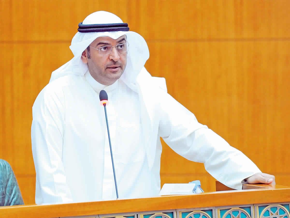 وزير المالية الحجرف - وزير المالية : صرف التعويضات لمتضرري الأمطار مازال تحت متابعة لجنة حكومية