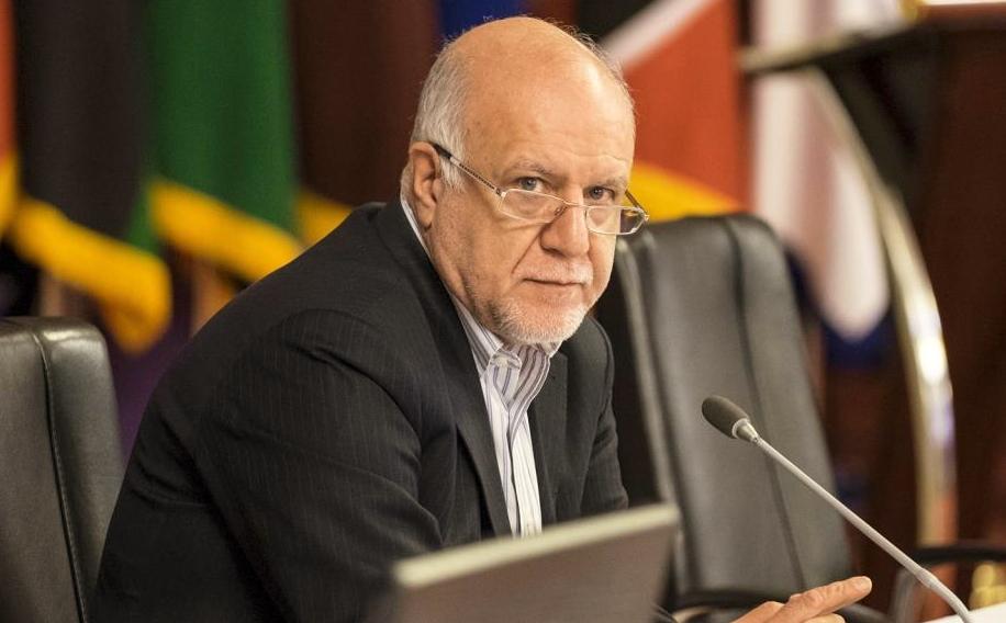 وزير النفط الايراني - وزير النفط الإيراني لأمريكا : تصريحاتكم توتر السوق وأنصحكم بالحد من الكلام