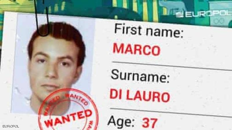 1 1232323 - الشرطة الإيطالية تقبض على أخطر رجل في البلاد بعد 14 سنة من المطاردة