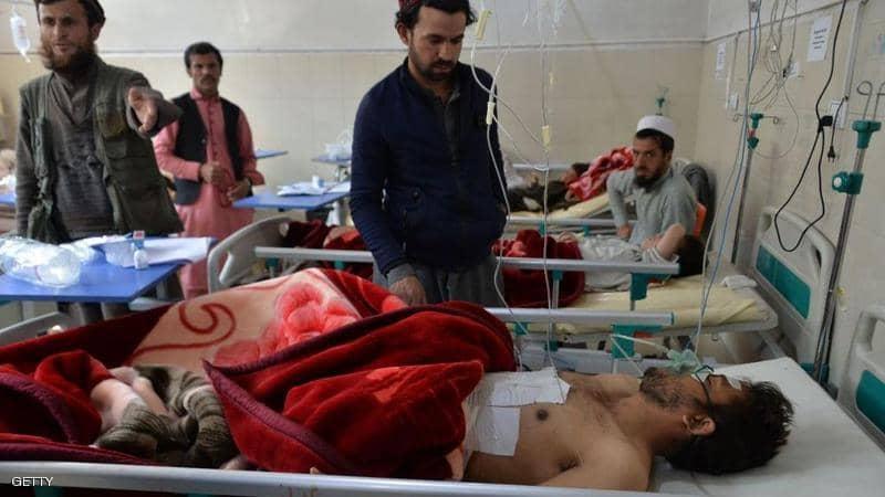1 1233239 - 16 قتيل و 9 جرحى في هجوم انتحاري شرقي أفغانيستان
