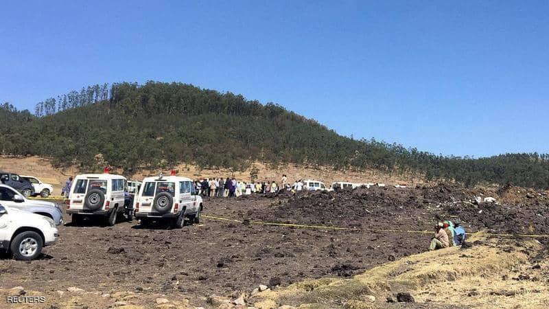 1 1234469 - مصريين ومغاربة من بين 157 ضحية في سقوط الطائرة الإثيوبية
