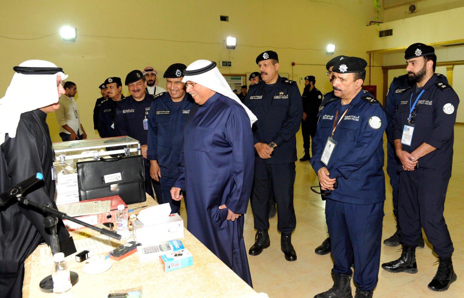 IMG ٢٠١٩٠٣١٦ ١٧٣٤٠٠ - الجراح: الكويت تشهد عرسًا ديمقراطيًا يؤكد التلاحم والتآزر بين أبنائها جميعًا