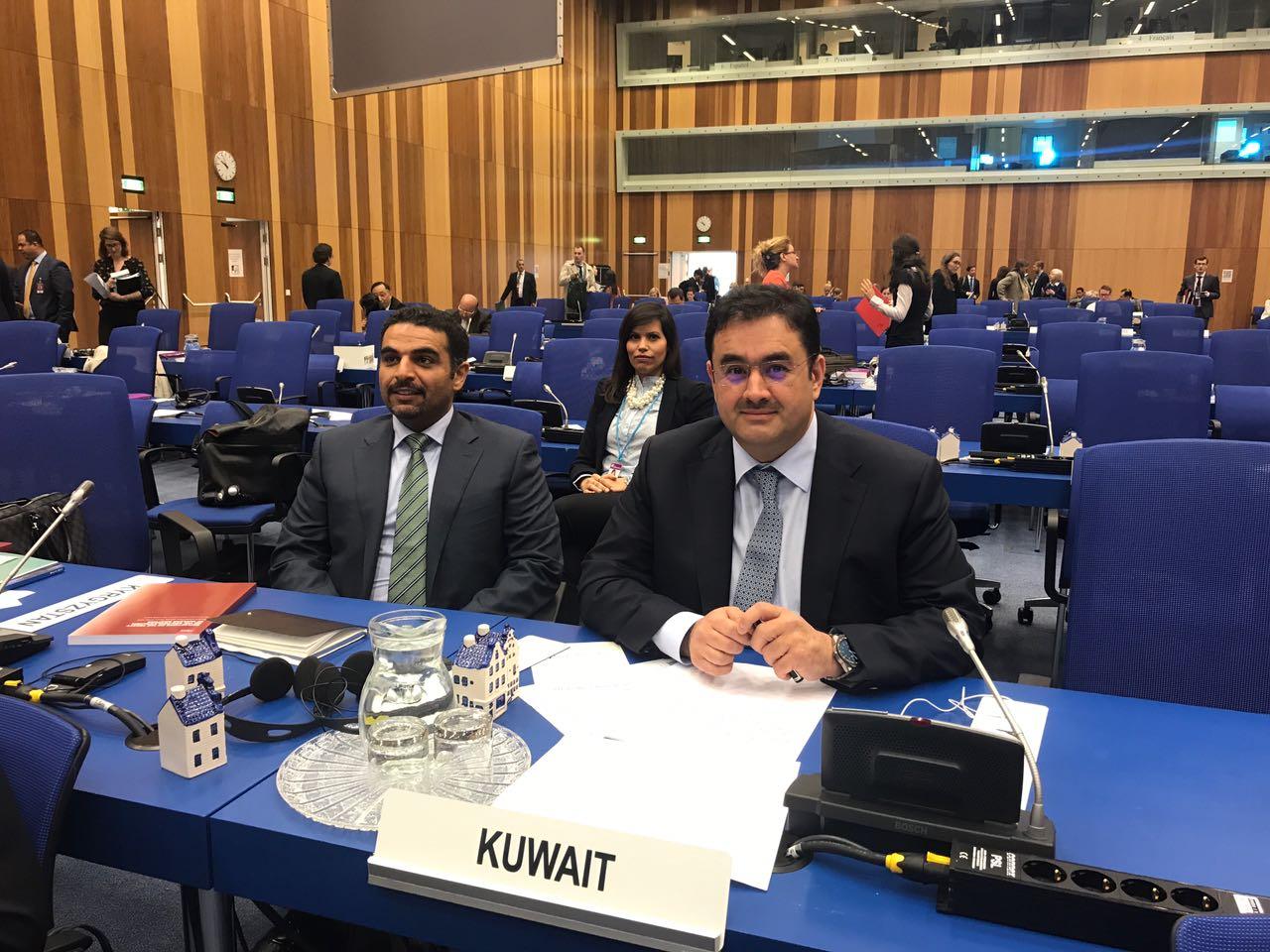 NPT2017 - السفير معرفي: الكويت ملتزمة بتطبيق كل الإجراءات الدولية لمكافحة المخدرات