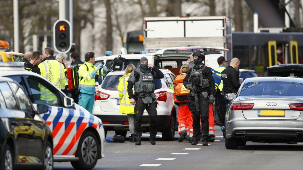 utrecht tram shooting 0 - قتلى وجرحى في اطلاق نار في مدينة أوتريخت الهولندية