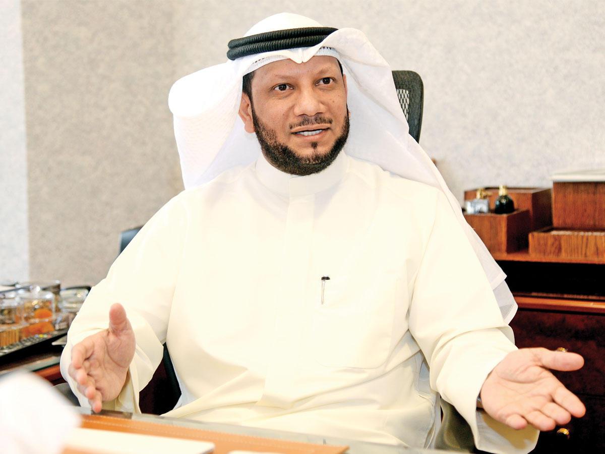 المدير العام للهيئة العامة لشؤون القصر الكويتية براك الشيتان - وزير المالية يوافق على الاستقالة الجماعية المقدمة من وكيل الوزارة وبعض الوكلاء المساعدين