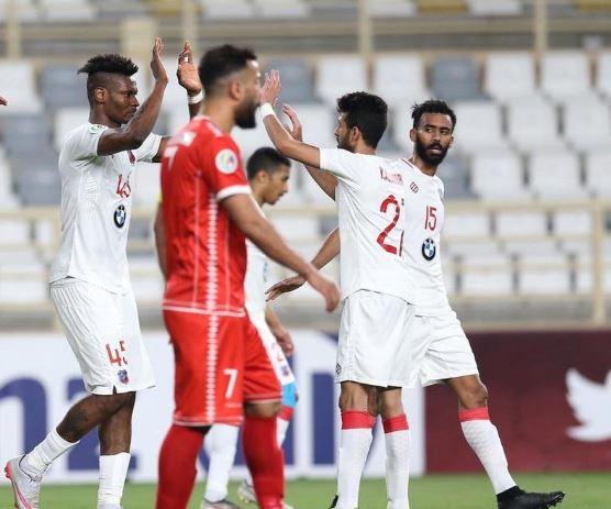 145 - الكويت يفوز على الاتحاد السوري بثنائية ويعزز حظوظه في كأس الاتحاد الآسيوي