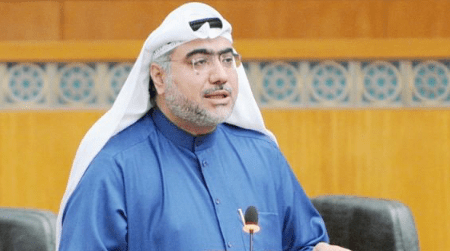 خالد الشطي - الشطي ينتقد إحالة «التشريعية» إقتراح إنشاء كيان إسلامي مستقل إلى «المالية» رغم الشبهة الدستورية