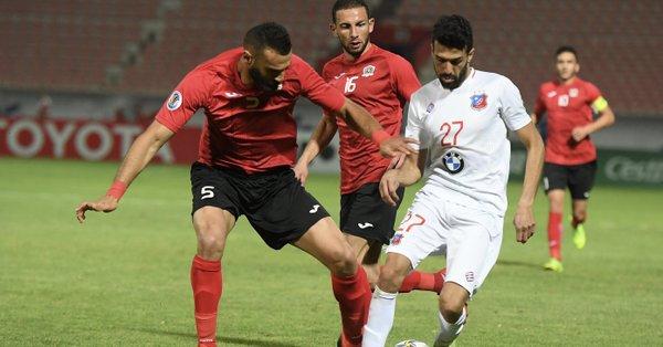 نادي الكويت يخسر أمام الجزيرة الاردني ضمن منافسات كأس ...