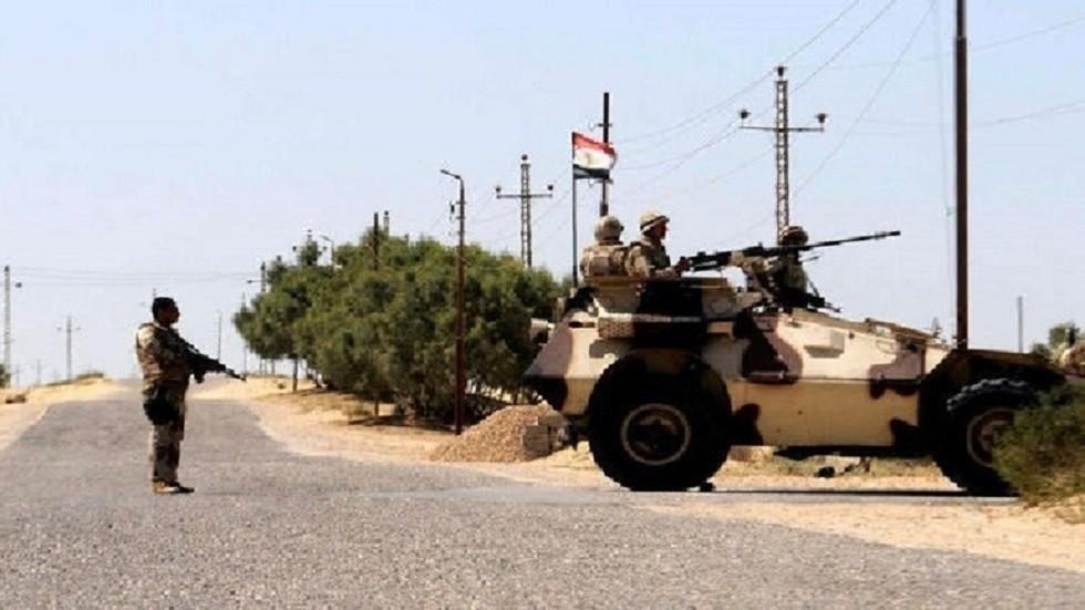 الجيش المصري - الداخلية المصرية تعلن تصفية 11 إرهابي في شمال سيناء