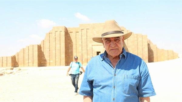 زاهي حواس - زاهي حواس: بيع تمثال توت عنخ آمون يوم أسود في تاريخ الآثار المصرية