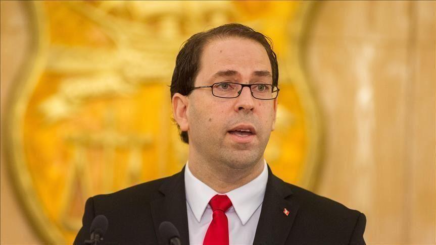 يوسف الشاهد - رئيس الوزراء التونسي يتنازل عن الجنسية الفرنسية قبل ترشحه الرسمي للرئاسيات