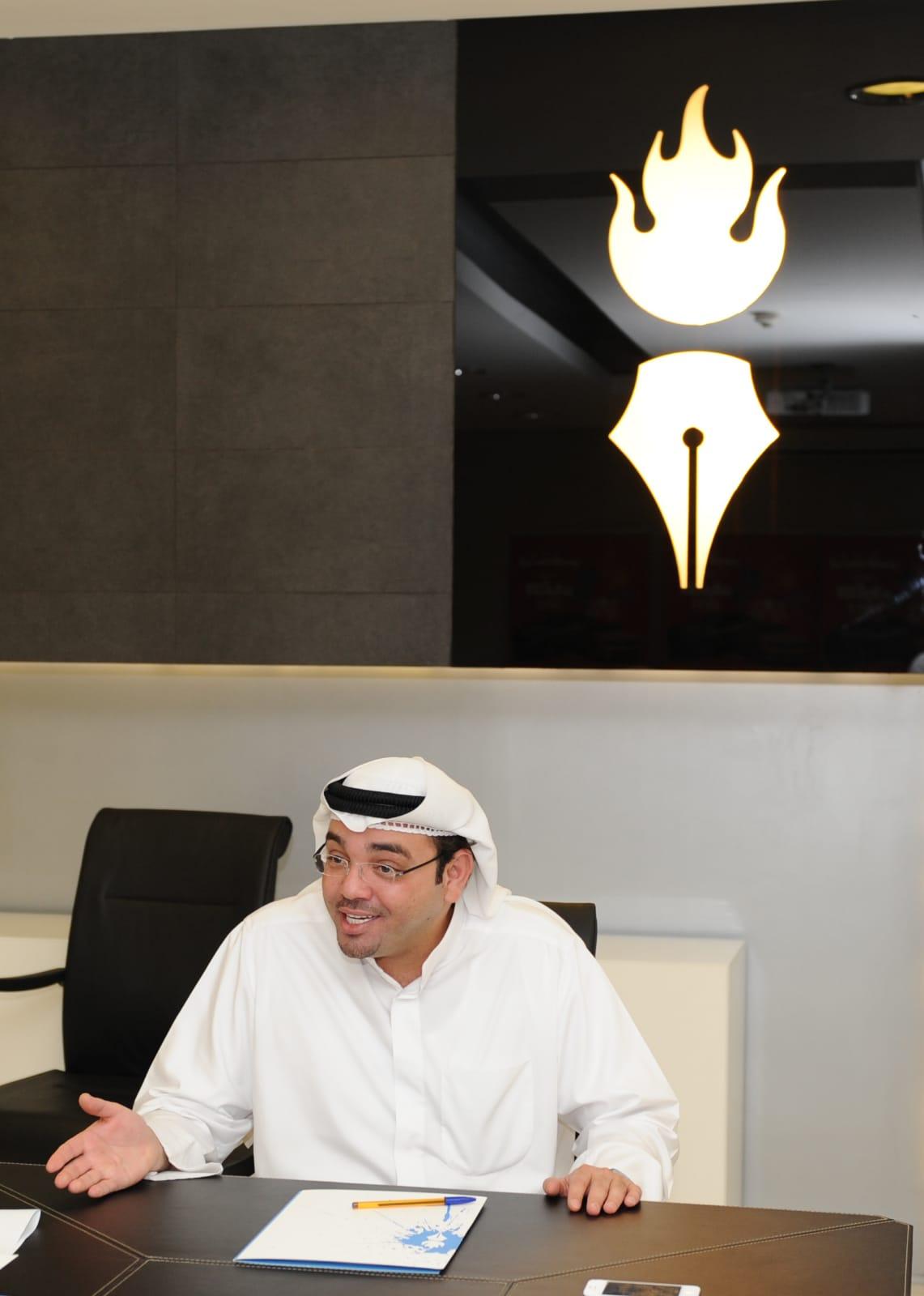 IMG 20190801 WA0001 - يوسف خالد المرزوق : والدي  أًصر على اصدار صحيفة الأنباء لتكون صوت كل كويتي أُثناء الغزو