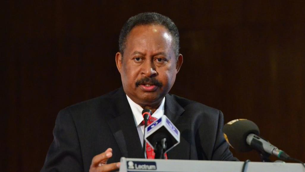 رئيس الوزراء السوداني عبد الله حمدوك - رئيس الوزراء السوداني يرفض التدخل في اختيار الحكومة الجديدة