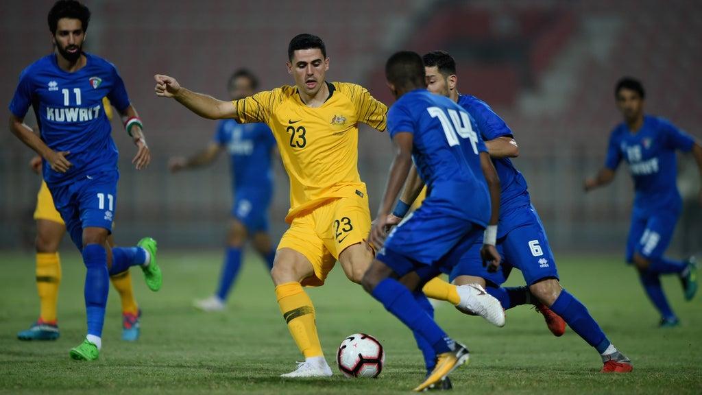 موعد مباراة الكويت وأستراليا القادمة في تصفيات مونديال 2022 - الكويت في مصارعة حادة أمام أستراليا بتصفيات كأس العالم 2022