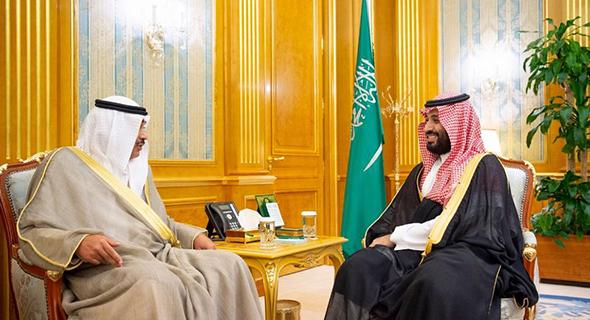 2322 - وزير الخارجية يلتقي الأمير محمد بن سلمان