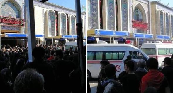 44343 - لا ضحايا كويتيين في حادث التدافع بكربلاء