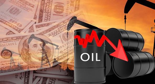 انخفاض النفط 6 - هبوط النفط الكويتي إلى 54,85 دولار للبرميل
