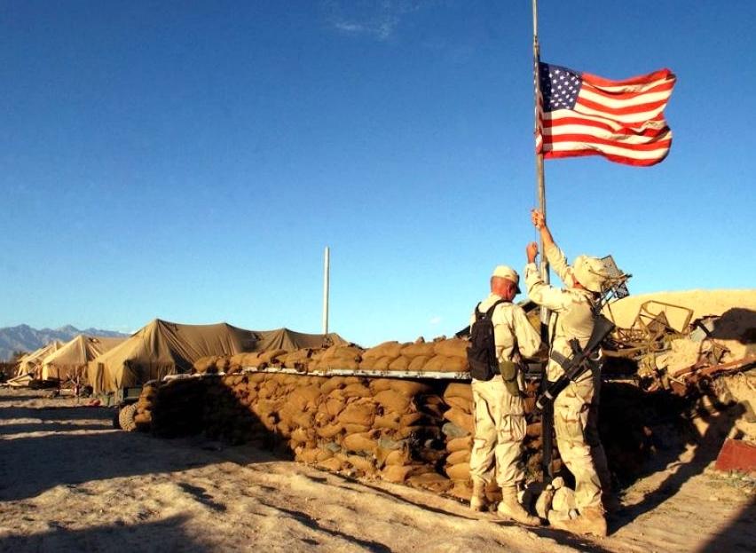 usa afghanistan 2 1 - مقال: ماذا وراء الانسحاب الامريكي من أفغانستان؟