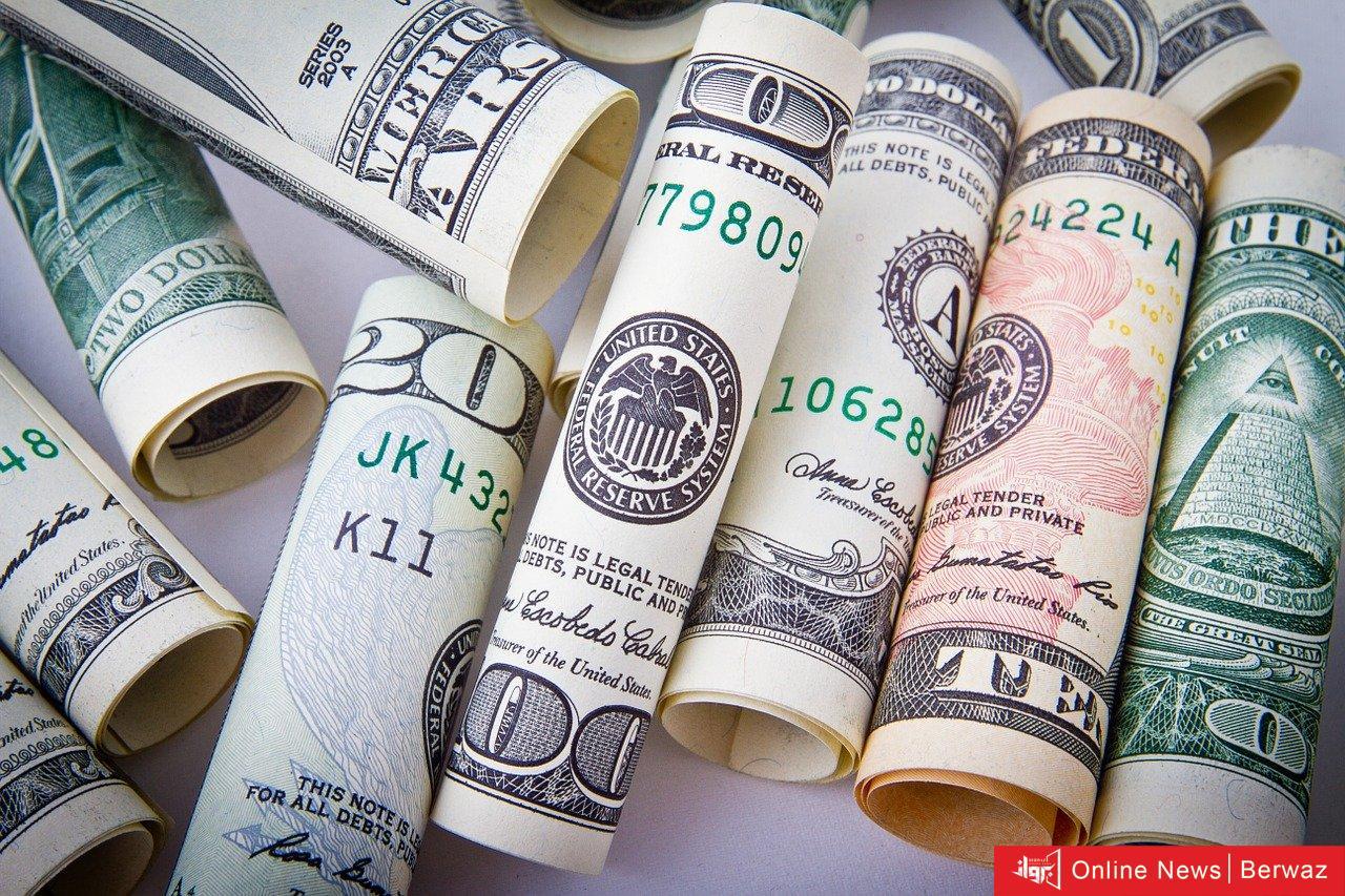 دولار أمريكي - استقرار الدولار الأمريكي أمام الدينار عن  0.305 واليورو يتراجع إلى 0.358