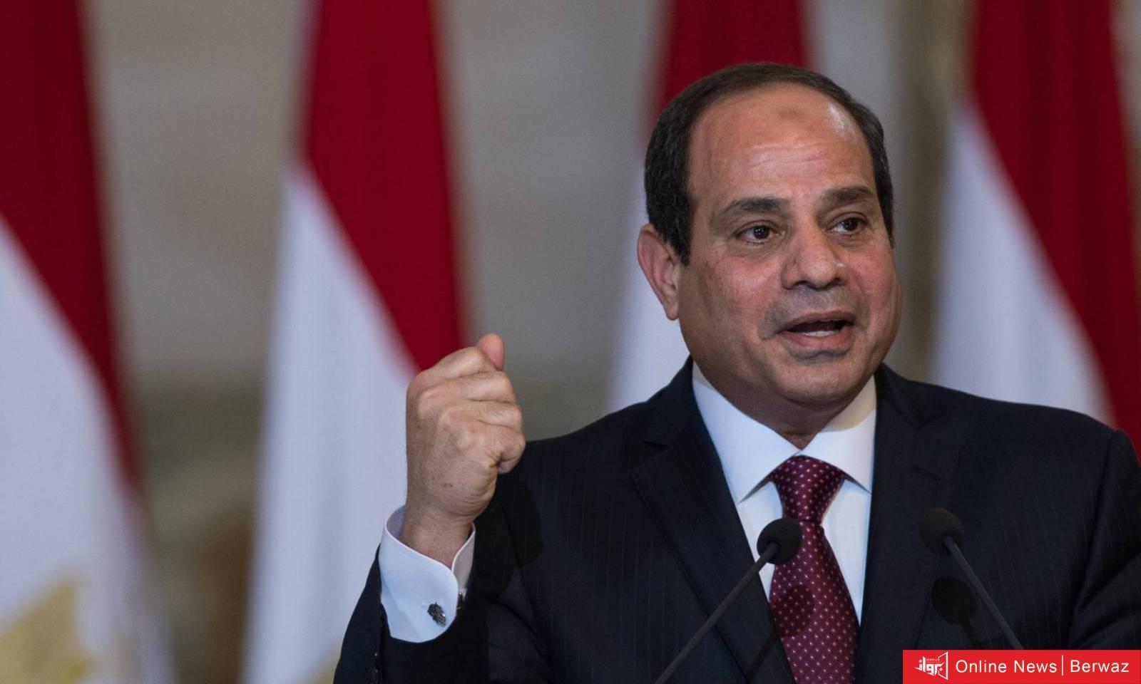 السيسي 4 - السيسي بعد إتفاقية إسرائيل والإمارات: مصر تدعم أي خطوات من شأنها إحلال السلام بالمنطقة