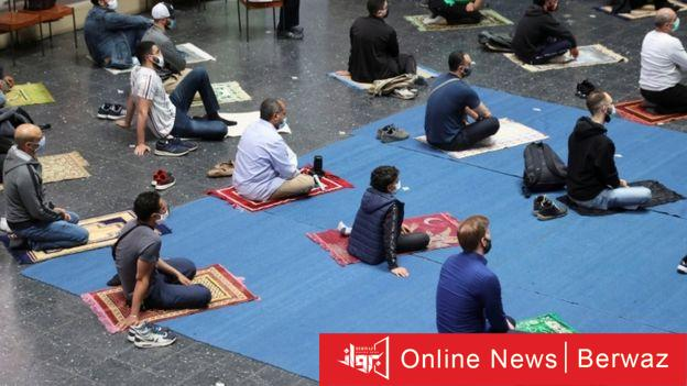 112422907 tv061585028 - كنيسة ألمانية تفتح أبوابها أمام المسلمين للصلاة