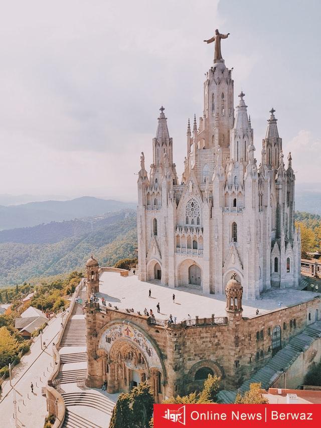 السياحة الإسبانية