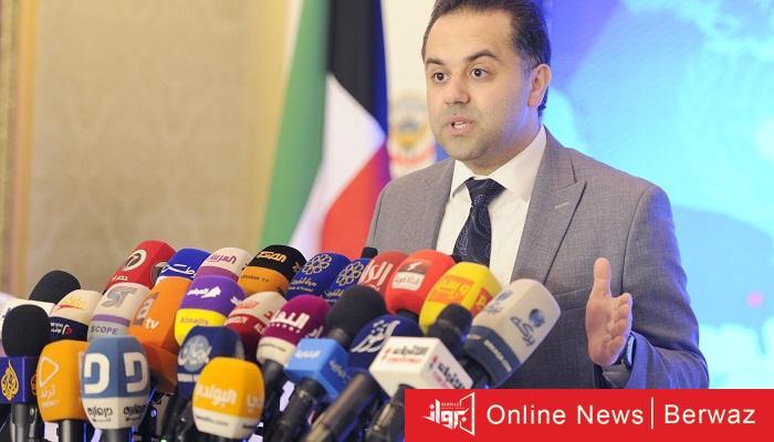 الناطق باسم وزارة الصحة في الكويت عبدالله السند