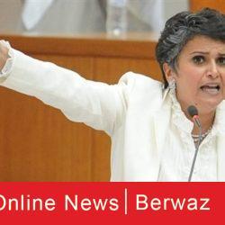 عاجل وبالفيديو – حريق في أراضي مؤسسة الموانئ الكويتية