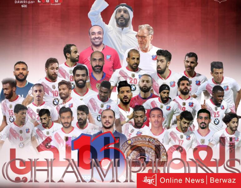 نادي الكويت يحسم لقب الدوري الكويتي للمرة 16 في تاريخه ...