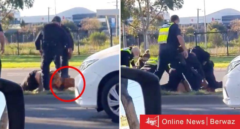 إيقاف الضابط عن العمل - إيقاف ضابط عن العمل بسبب استخدام العنف