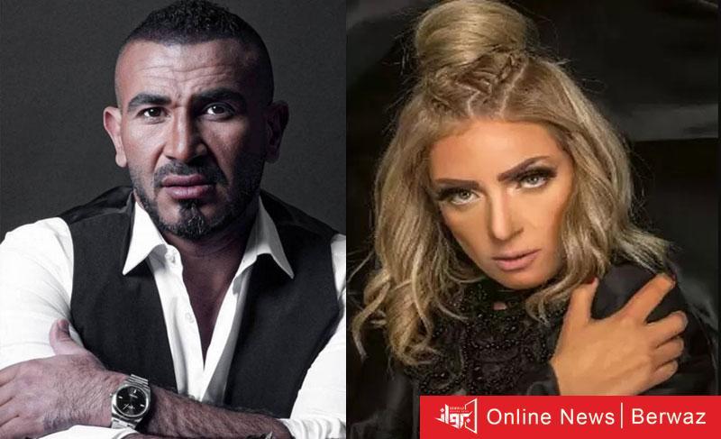 Ahmed Saad - ريم البارودى تسخر من أحمد سعد بعد عملية التجميل