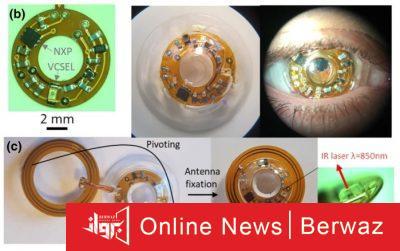 Eye lenses 3 400x251 - إبتكار عدسة للعين تتحكم بالأجهزة