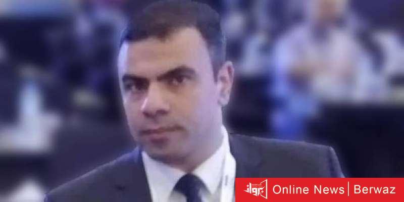 الطبيب أحمد زايد - مستشفى الجهراء تنعى الطبيب المصري أحمد زايد بعد وفاته متأثرا بكورونا
