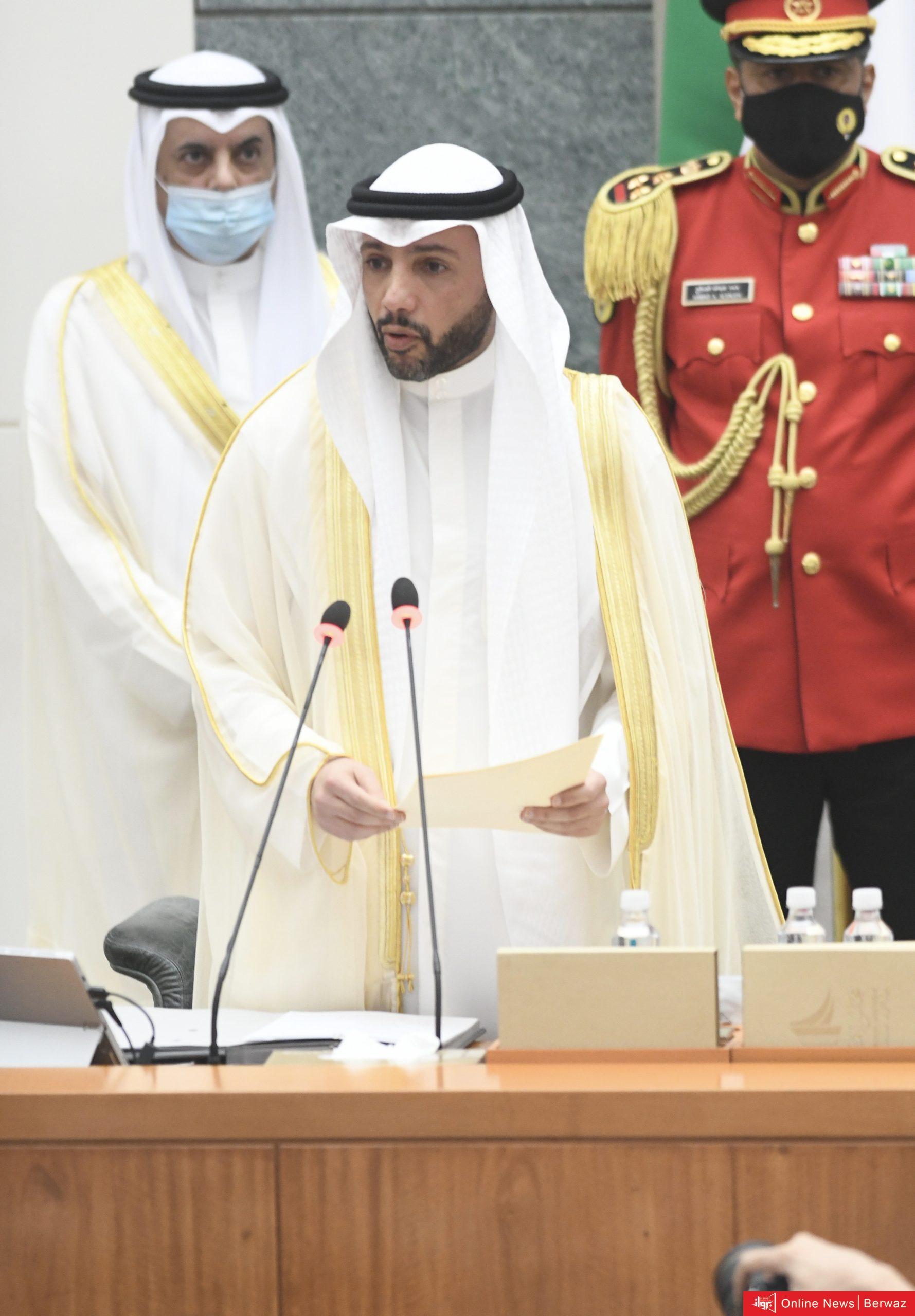 29ebfbe5 9495 4751 8133 806490949550 scaled - الغانم: الآن الكويت استكملت كافة الخطوات وجددت نموذجها التاريخي للانتقال السلس الهاديء لمقاليد الحكم