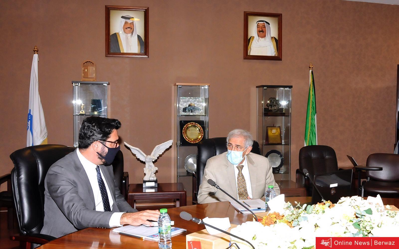 5228a785 d9a2 490d 8cd1 50bc5e9f057a - 130 ألف دولار أمريكي من الهيئة الخيرية الإسلامية العالمية ضمن حملة (الكويت بجانبكم) لإعادة إعمار مرفأ بيروت
