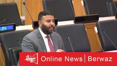 648562 e - الكويت من أمام الأمم المتحدة: نواجھه ظروف استثنائیة وصعبة نتیجة للتحدیات المختلفة وعلى رأسھا تداعیات ھذا الوباء