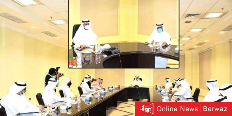 822209 - فهد العفاسي: المساجد قدوة للآخرين في الإلتزام بالاشتراطات الصحية