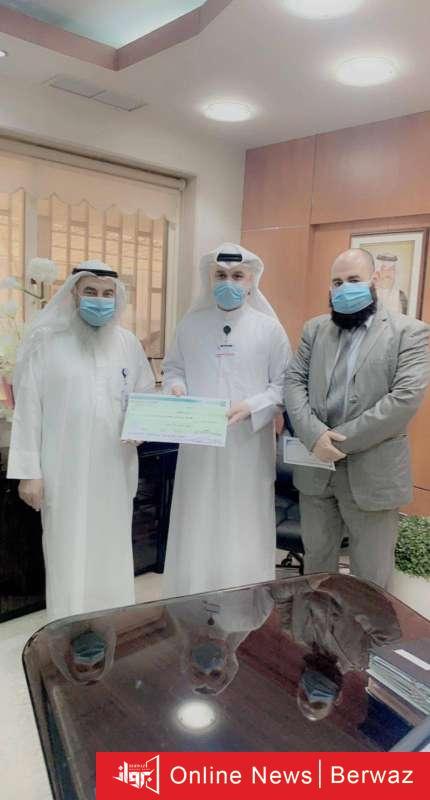 822706 - صندوق إعانة المرضى يتكفل بدفع 82145 دينارا تكاليف علاجية لمستشفيي العدان وابن سينا