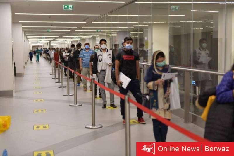 824603 - الكويت تستقبل 15 طبيبا متخصصا و41 فنيا و152 ممرضا ضمن الدفعة الأولى للوفد الطبي الباكستاني