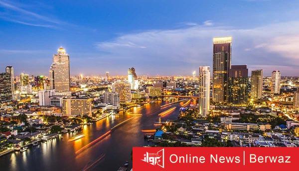 Bangkok Thailand - بانكوك المدينة التى لا تنام
