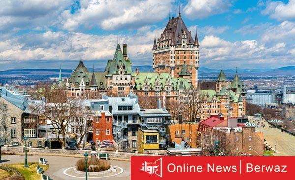 Canada - كندا جمال الطبيعة الساحرة والمساحات الشاسعة