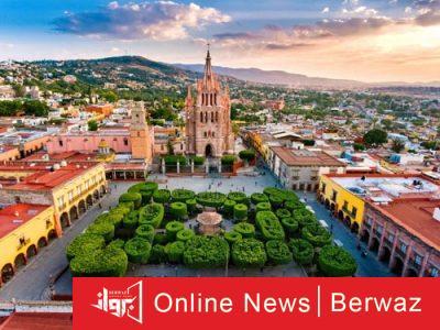 El Jardin 400x300 - مدينة سان ميجيل والتاريخ المكسيكى العريق