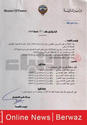 ElaoMmCVcAMVANp 279x400 - وزير المالية يوافق على الاستقالة الجماعية المقدمة من وكيل الوزارة وبعض الوكلاء المساعدين