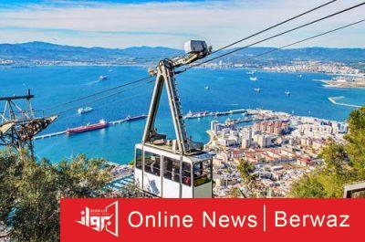 Gibraltar Reserve Cable Car 400x265 - جبل طارق المحمية الطبيعية الأشهر فى العالم